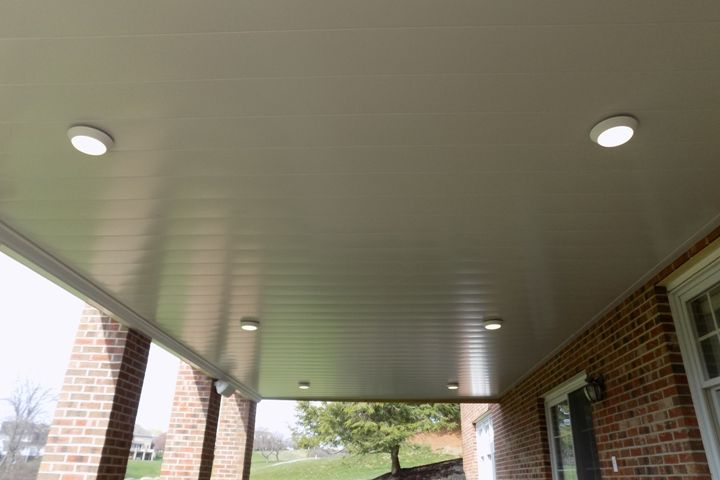 Underdeck Ceilings in Pittsburgh Hendrickson Construction